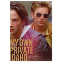 マイ・プライベート・アイダホ   My Own Private Idaho /  韓国版ポスター(A3サイズ)