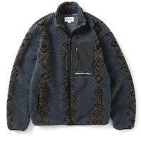 SP Sherpa Fleece Jacket Navy