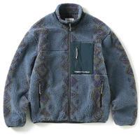 SP Sherpa Fleece Jacket Dusty Blue