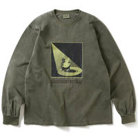 Cocktail L/S Tee Olive
