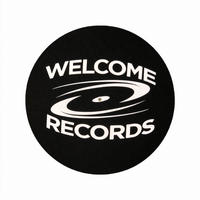 """Welcome Records 12"""" Slipmat"""