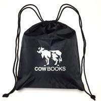 "COW BOOKS(カウブックス)""Knapsack / ナップサック(BK,GY)"""