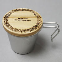 "MOUNTAIN RESEARCH""Wood Lid (for Mini Mug)"""