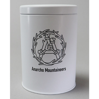 """MOUNTAIN RESEARCH """"Canister(WH,BK) / キャニスター WH,BK"""""""