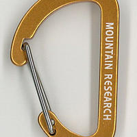 "MOUNTAIN RESEARCH""Mini Carabiner"""