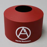 """MOUNTAIN RESEARCH""""Cartridge Jacket (Medium)RED"""""""