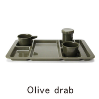 "HAYES TOOLING & PLASTICS ""Camper Tray Set  / キャンパートレイセット(Olive drab,Coyote)"""