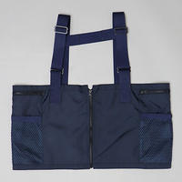 "MOUNTAIN RESEARCH ""Field Vest / フィールドベスト(NAVY)"