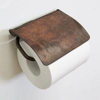真鍮トイレットペーパーホルダー(Rustic)