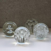"""Glass Paper Weight / グラスペーパーウェイト"""