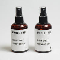 "WHOLE TREE(ホール ツリー)""ROOM SPRAY"""