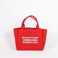 "COW BOOKS(カウブックス)""Container / コンテナ mini(Red×Ivory)"""
