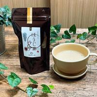 日本茶専門店の「ほうじ茶ラテ」