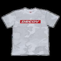 DECOY DRY-カモTEE 【DA-104】<ホワイトカモ>当ショップ限定カラー