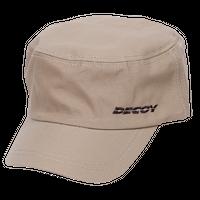 DECOY ワークキャップ 【DA-16】<ベージュ>