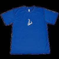 DECOY ドライTシャツ 【DA-100】<ロイヤルブルー>