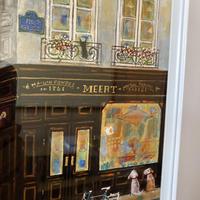 パリのショコラティエ  日本画