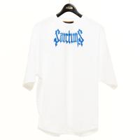 SANCTUMS.S  BIG TEE(WHITE)