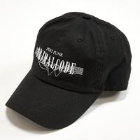 POST PUNK CAP (BLACK)