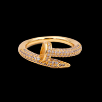 LUXURY  RING GOLD