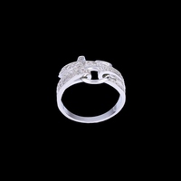 LUXURY  RING SILVER