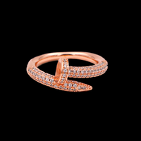 LUXURY  RING PINK GOLD