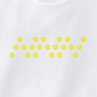 N3 Tシャツ イエロー