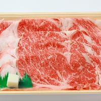 福島牛(黒毛和牛) リブローススライス600g
