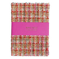 FABRIC NOTEBOOKS  LUXE Linda
