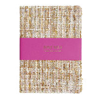 FABRIC NOTEBOOKS  LUXE  Gabrielle