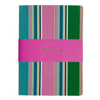 FABRIC NOTEBOOKS LUXE   Henry