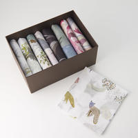 Handkerchief Gift Set'8'        ハンカチギフトセット 8枚