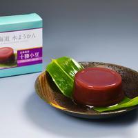北海道水ようかん 十勝小豆