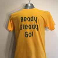LT007 ロゴTシャツ GOLD/OLIVE