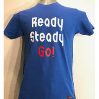 LT006 ロゴTシャツ BLUE/TRICOROLE