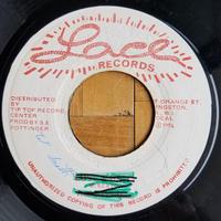 SP-022 TOGETHER/Jimmy London  #REGGAE 中古レコードSP