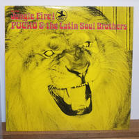 LP-0004  JUNGLE FIRE   / Pucho and The Latin Soul Brothers    #Rare Groove/中古レコードLP