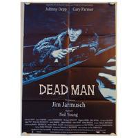 OP-085 デッドマン(DEAD MAN) 映画ポスター/ドイツ版オリジナル/1996