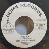 SP-0005  THE RUB	/JOEY CHARLES DRUMS   #Northern  Soul/中古レコードSP