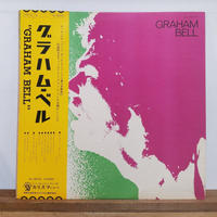 LP-0013  GRAHAM BELL /GRAHAM BELL  #ROCK/中古レコードLP