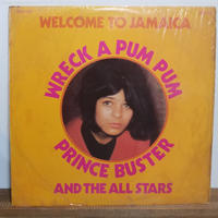 LP-0009  「WRECK A PUM PUM」/ Prince Buster and The His All Stars    #SKA/中古レコードLP