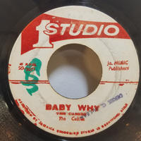 SP-0007   BABY WHY c/w BE A MAN/CABLES    #ROCKSTEADY/中古レコードSP