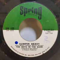 SP-0011   SAMPIN HEAVY/BOYS IN THE BAND   #RARE GROOVE/#中古レコードSP