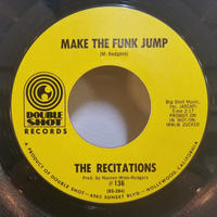 SP-0010   MAKE THE FUNK JUMP c/w THE GREAT NIGHT RANGER /THE RECITATIONS    #RARE GROOVE/#中古レコードSP