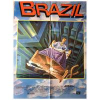 OP-039 「未来世紀ブラジル(BRAZIL)」映画ポスター/ドイツ版オリジナル/1985/590mm×840mm