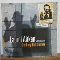 LP-0006 THE LONG HOT SUMMER 1963.VOLUME2 /Laurel Aitkin and The Skatalites  #中古レコードLP/SKA