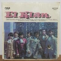 LP-0018「EL KLAN」/EL KLAN  #LATIN FUNK/ #中古レコード