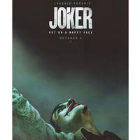 """OP-093 『ジョーカー』""""JOKER""""/映画ポスター/アメリカ版アドバンスオリジナル/2019"""