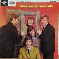 LP-0027  HERMAN'S HERMITS /HERMAN'S HERMITS / #ROCK 中古レコードLP