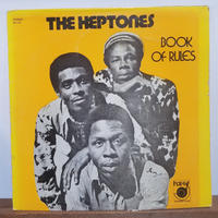 LP-0002   BOOK OF RULES/ THE HEPTONES    #REGGAE/中古レコードLP